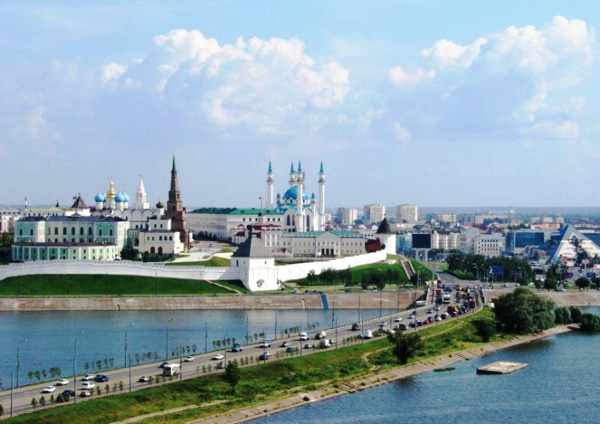 Казань. Кремль1