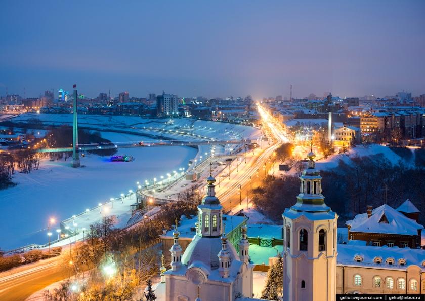 Тюмень_зимняя