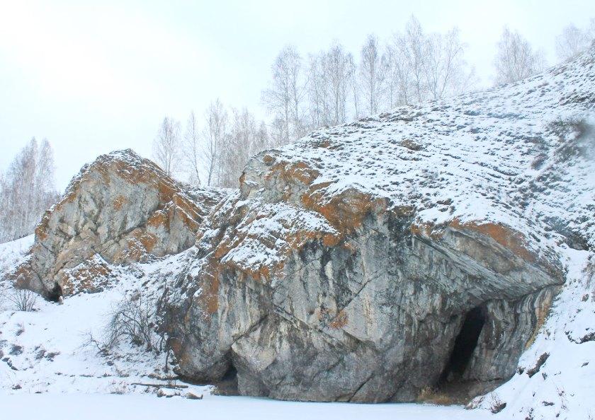 Багаряк. Зотинская пещера