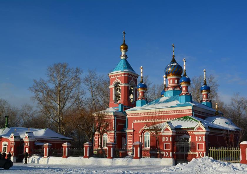 Миасс_Свято-Троицкая церковь