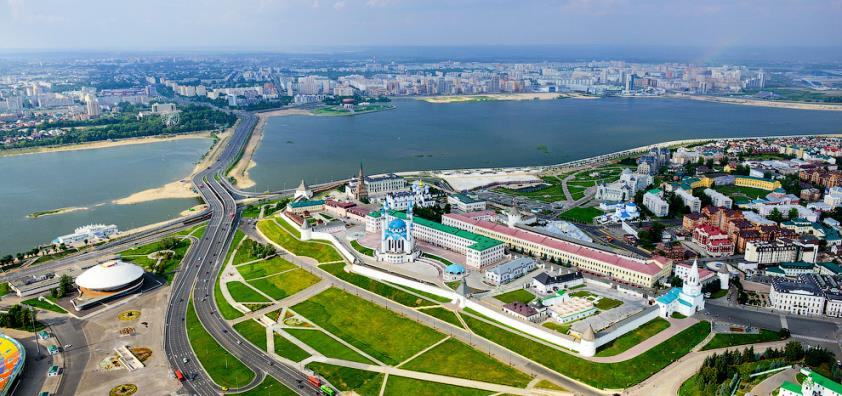 Казань. Столица Татарстана