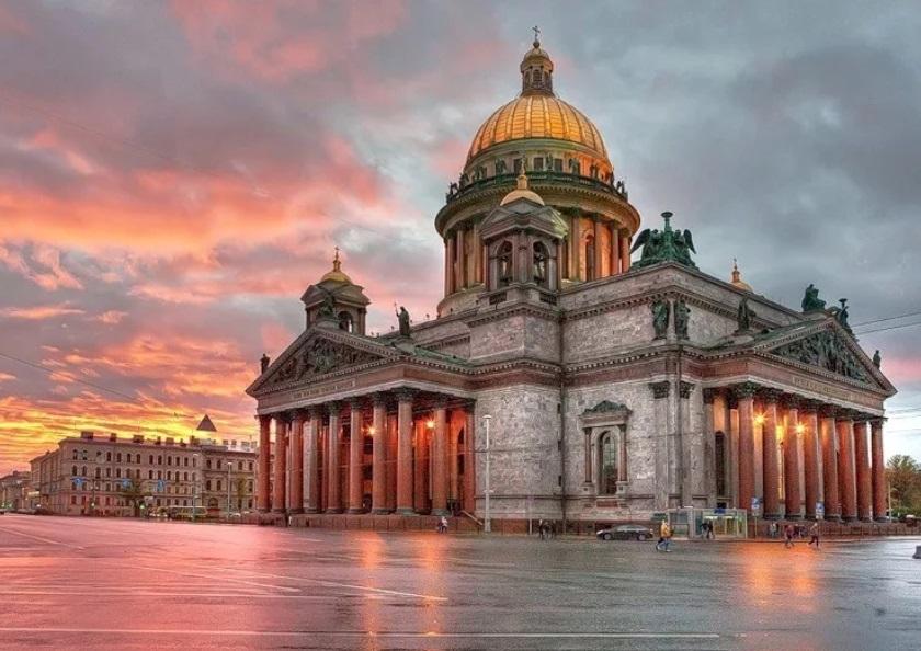 Петербург. Исаакиевский собор1