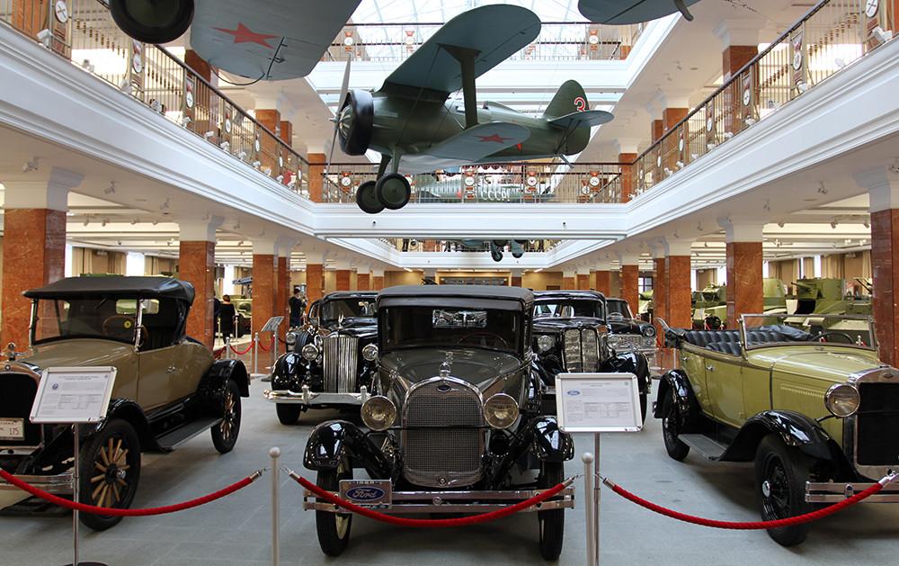 Музей боевых машин (Верхняя Пышма) (1)